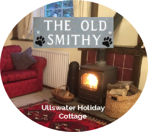 Old Smithy Ullswater Cottage